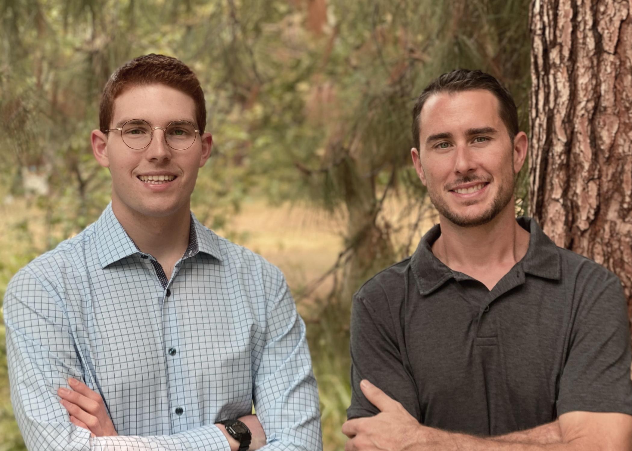 Weston Jones & Marcus Knight